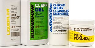 Picture for category Blanket & Roller Cleaners