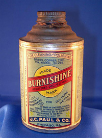 Burnishine