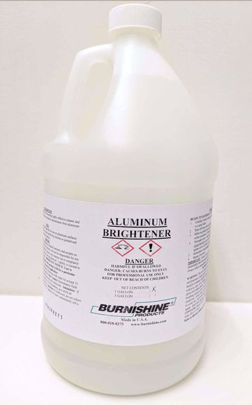 Aluminum Brightener 1 Gallon